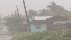 Aparri hammered by winds of typhoon Megi